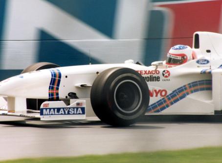 Stewart Grand Prix-Aqui começou a RBR