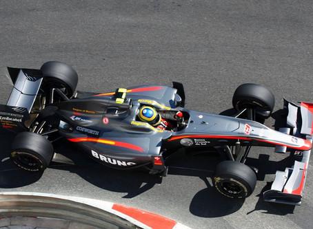 Equipas falhadas #7: HRT - Hispania Racing F1 Team: falir mesmo antes de nascer