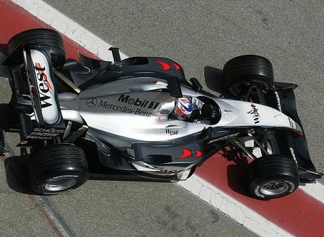 MP4-18 - o McLaren perdido
