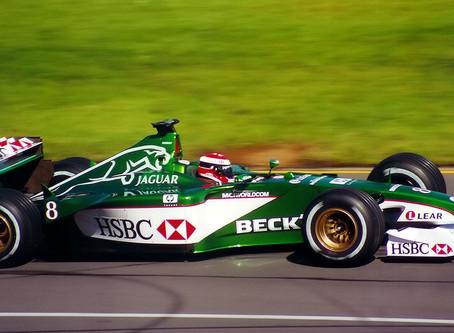 Equipas falhadas #4 - Jaguar Racing: faltaram asas