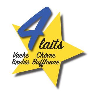 Plateau 4 laits