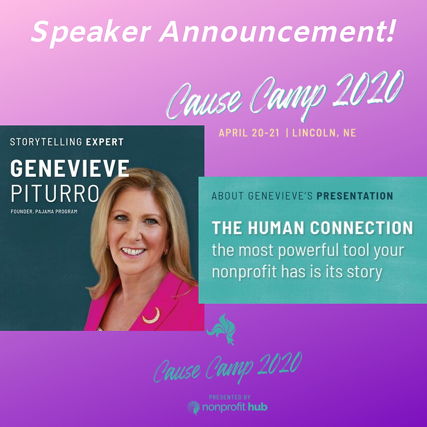 Virtual Cause Camp / Nonprofit Hub Annual Conference