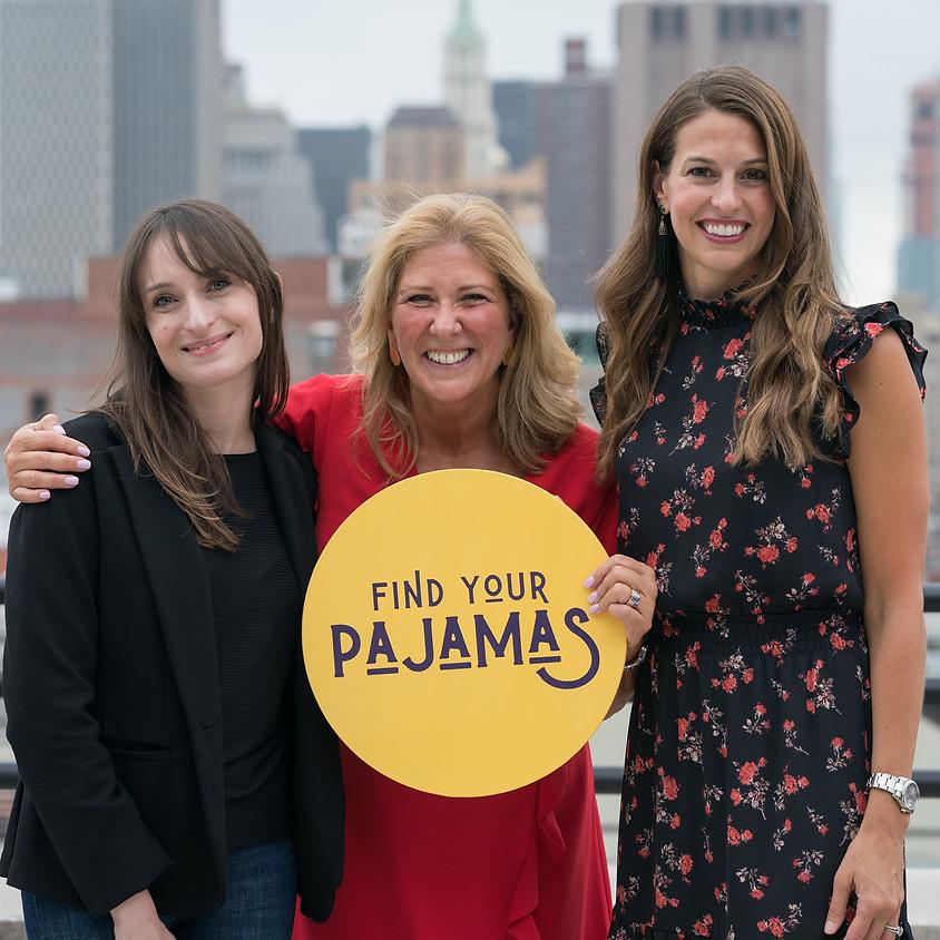 Find YOUR Pajamas (Virtual) Masterclass