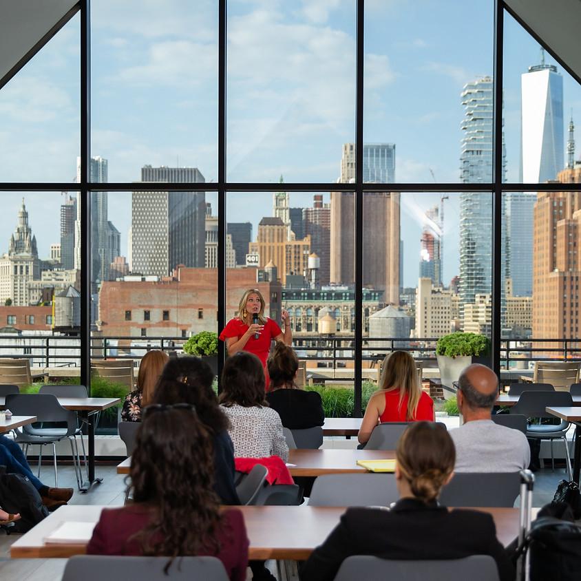 Guest Speaker for NYU School of Professional Studies Graduate School, Integrated Marketing program
