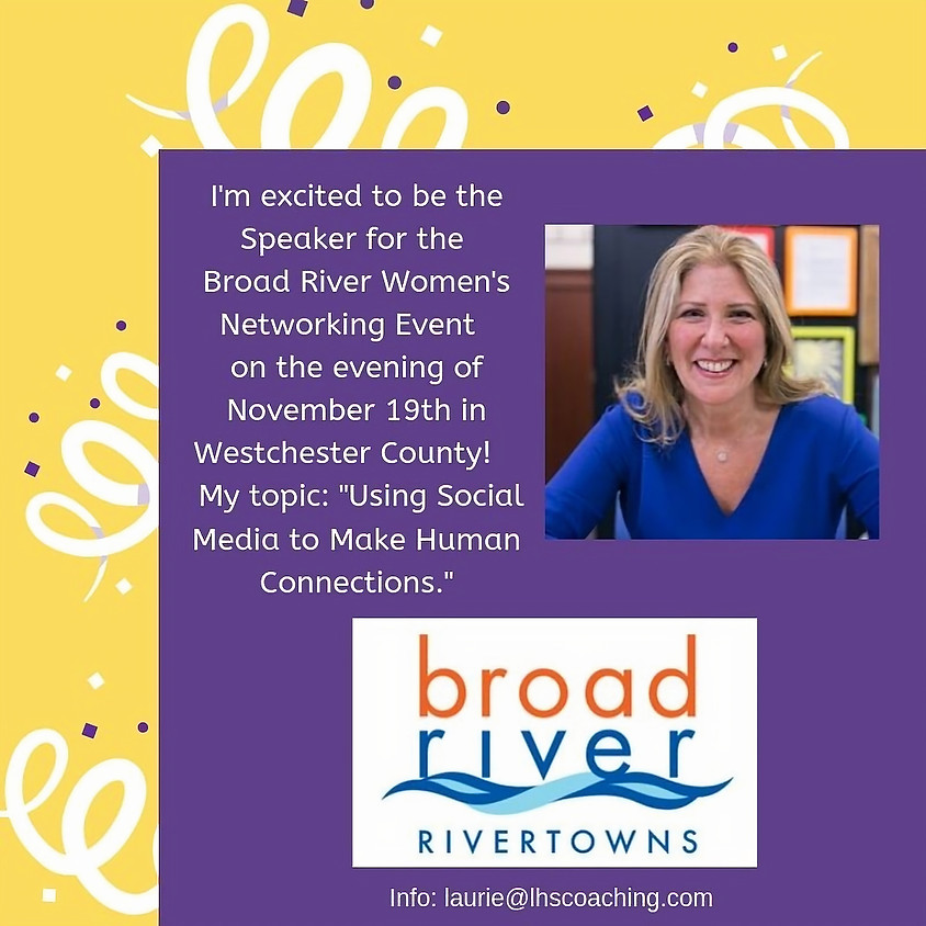 Broad River Women's Networking Event