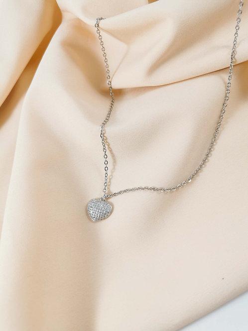 Lovely Heart Necklace - ELEFANTEZ