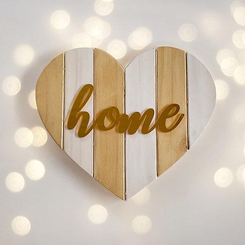 Corazón Home - ILÚSTRATE