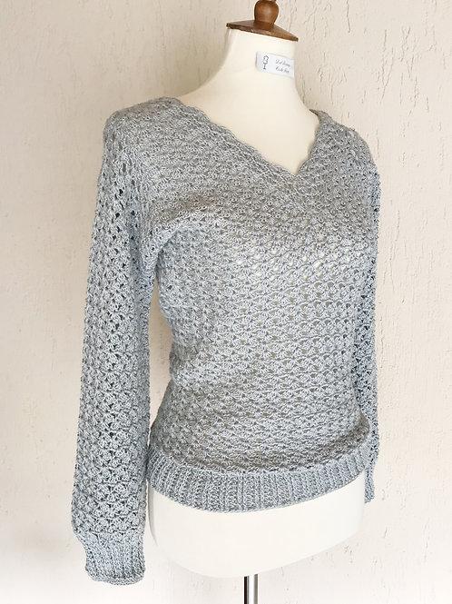 Suéter tejido - DEL ROSARIO