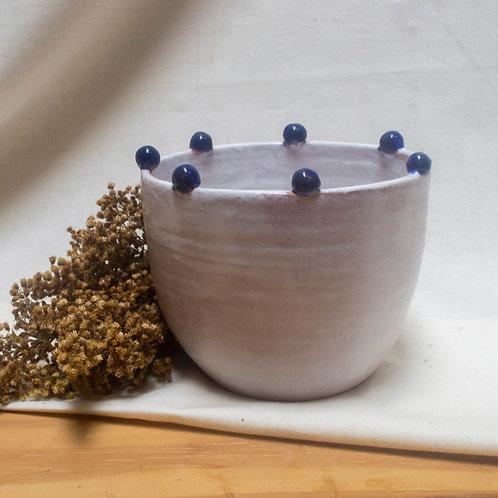Bowl Perlas Azules - ARILA CERÁMICA