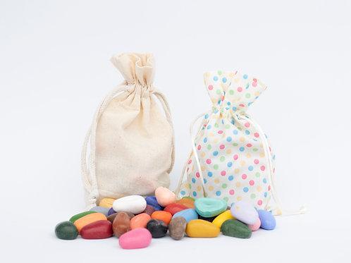Crayon Rocks Bolsa 32 colores - KIKI Y PEPE