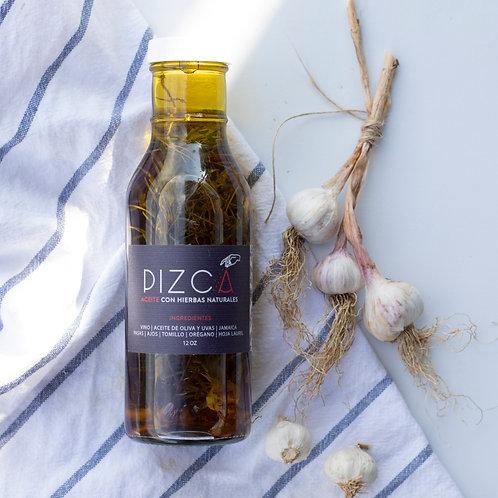 Aceite con hierbas naturales PIZCA