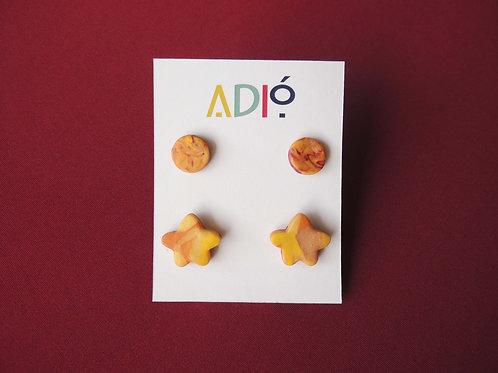 Aretes Atardecer (set 2) - ADIÓ