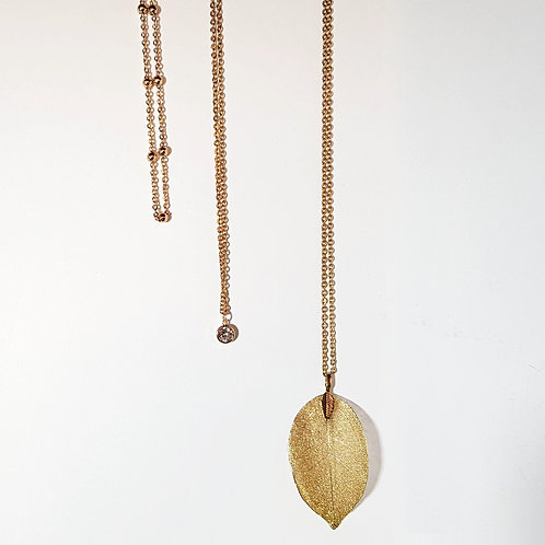Collar Layered - GANBARÚ