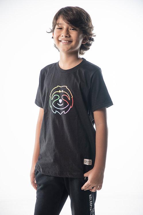 T-shirt Niñ@s - ANTONIO WEARS A SMILE