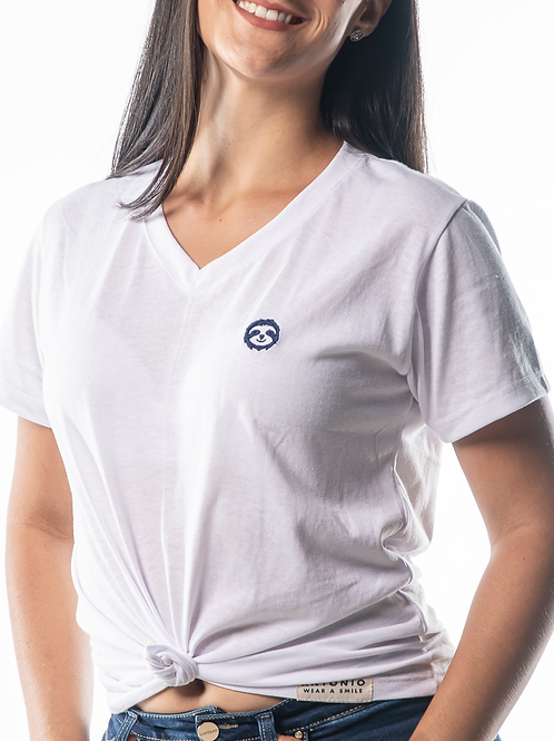 T-shirt Mujer - ANTONIO WEARS A SMILE