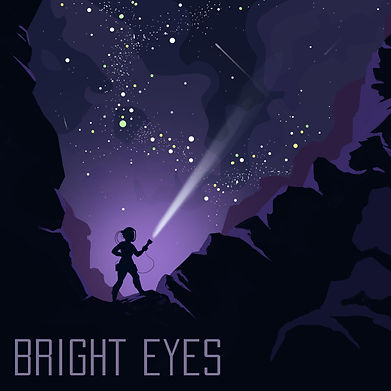 Bright Eyes cover art