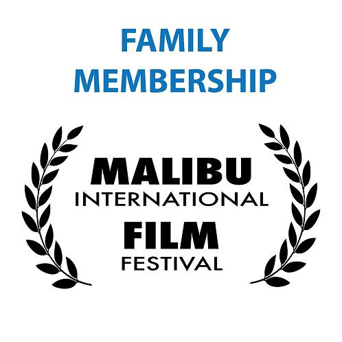 Membership - Family (up to 4)