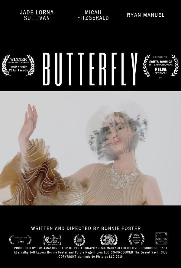 Butterfly Poster with Laurels_SMFF 720 X