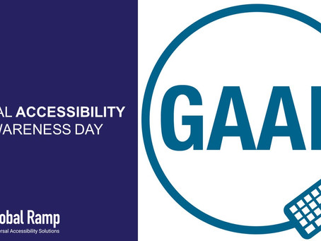 The Global Accessibility Awareness Day(GAAD) is mentioned today across the globe (21.5.20)