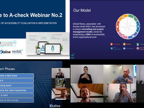 Thanks for participating the second A-check Webinar