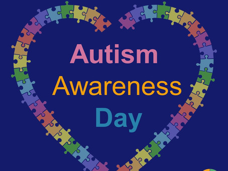 Today is the World Autism Awarness Day! (3.4.2020)