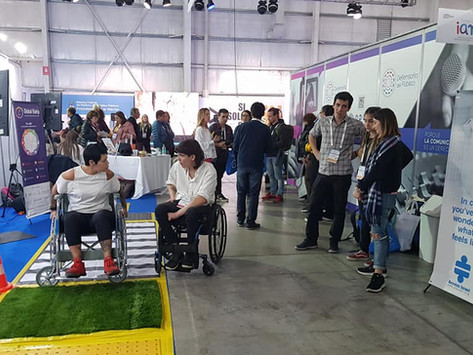 Global Ramp is attending the Global Disability Summit 2019 in Argentina (9.6.2019)