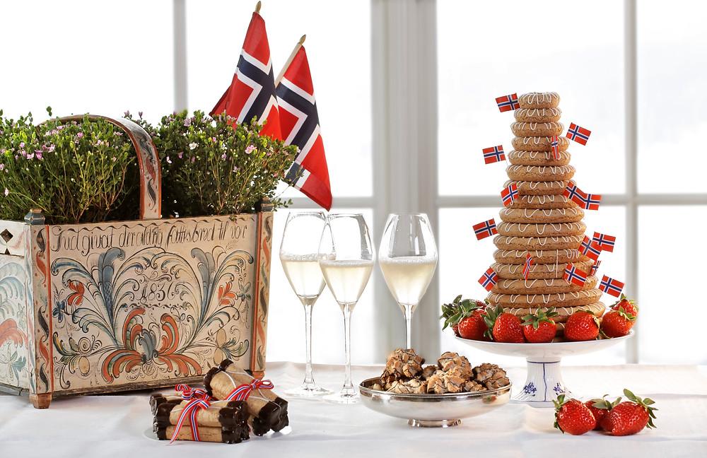 Bidrag 777 i Made in Norway; Grini Hjemmebaker