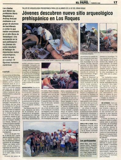 El Papel de la Bolivar, Febrero 2008, Taller Sebastopol reduced