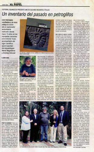 El Papel de la Bolivar, Junio 2008, Los Mensajes