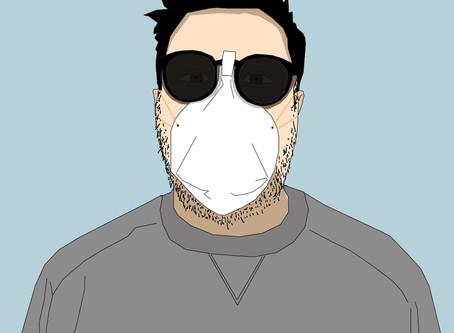 Homemade mask to coronavirus!