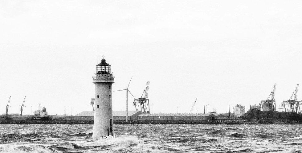 Rough Seas - New Brighton