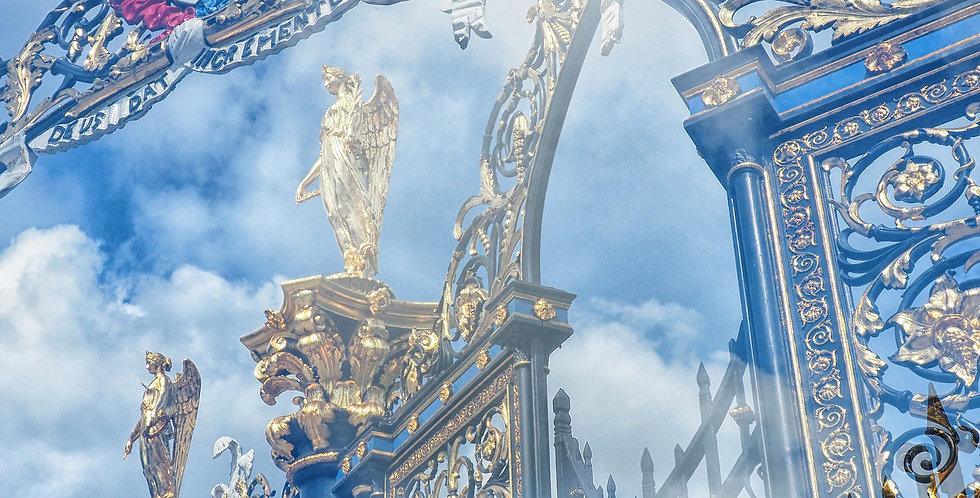 Golden Gates - Warrington (smaller print)