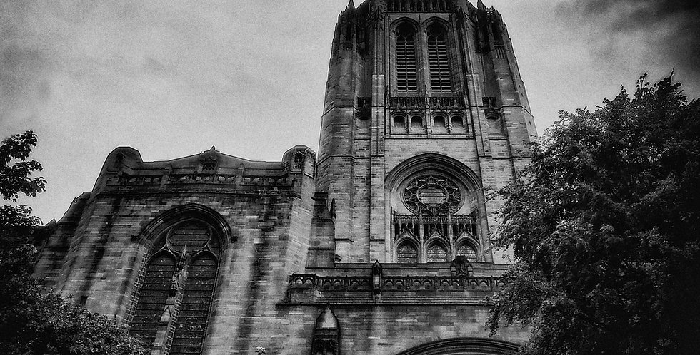 Magnificence - Liverpool Anglican Cathedral