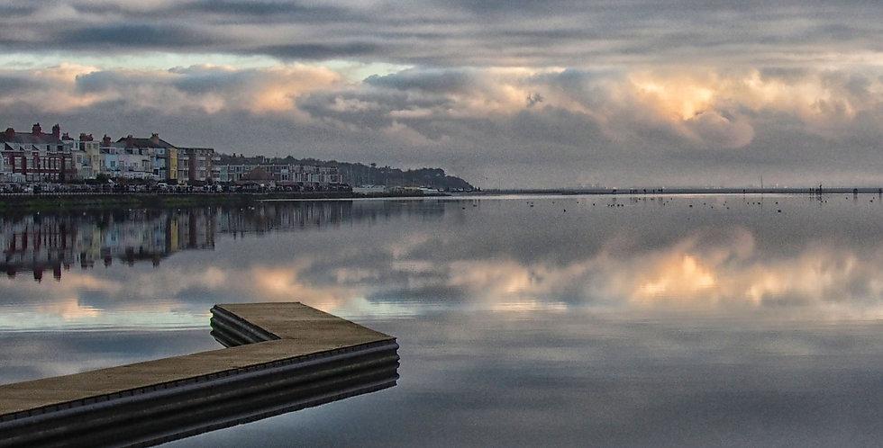 The Jetty - Marine Lake West Kirby