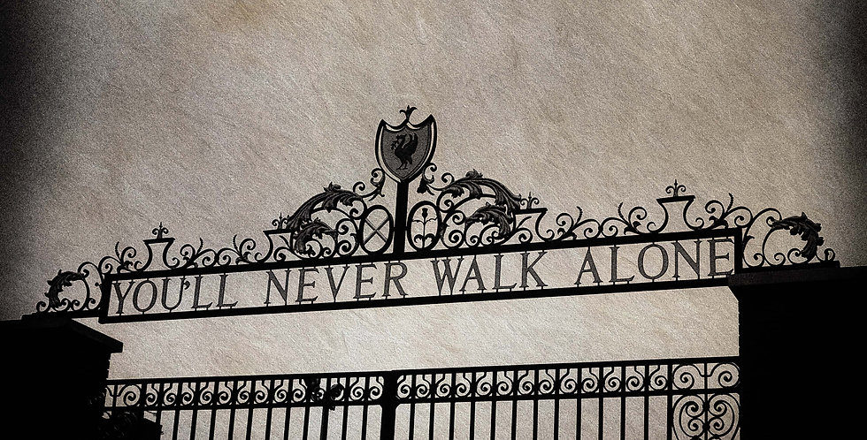 Shankly Gates, Anfield