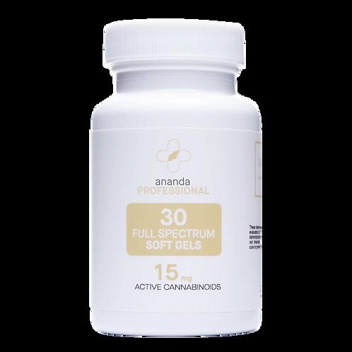 Ananda Professional Full Spectrum Soft Gel Capsules 30ct