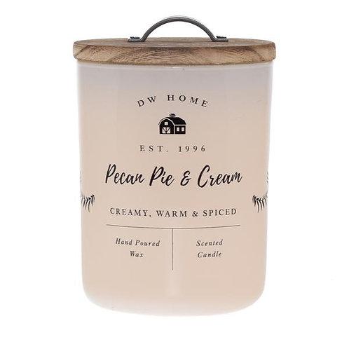 DW Home Candle - Pecan Pie & Cream