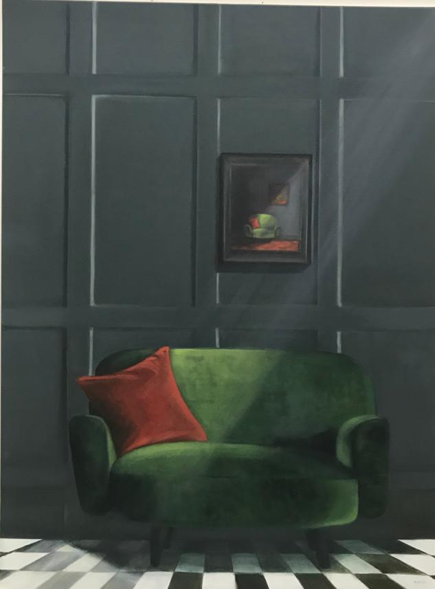 Dutch interiors (sold)