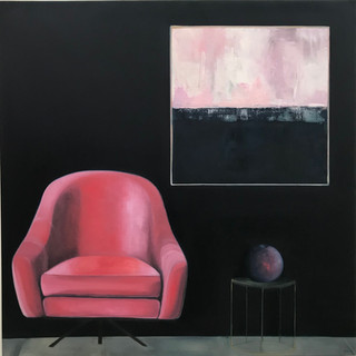 The Pinky Armchair [SOLD]