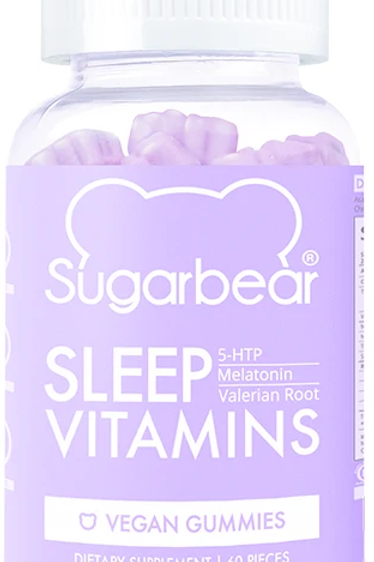 SugarBear® Sleep Vitamins