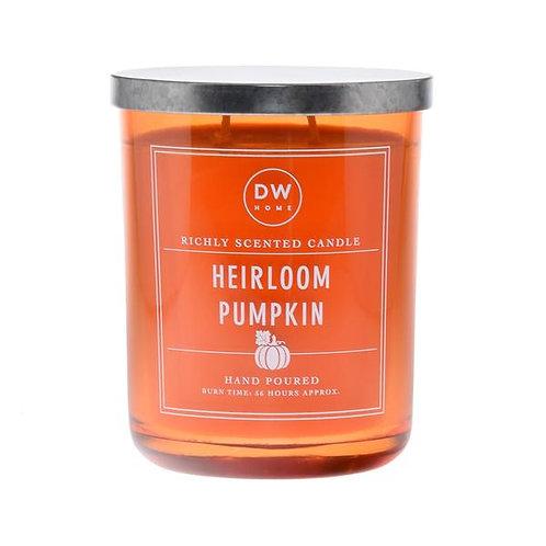 DW Home Candle - Heirloom Pumpkin LG