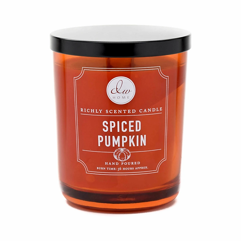 DW Home Candle - Spiced Pumpkin Large