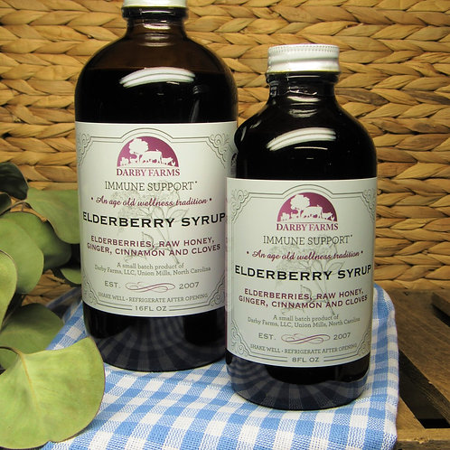 Darby Farms  Elderberry 16oz
