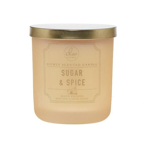 DW Home Candle - Sugar & Spice