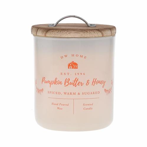 DW Home Candle - Pumpkin Butter & Honey Medium
