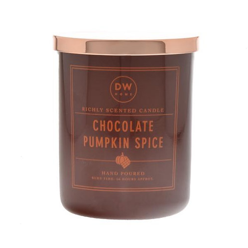 DW Home Candle - Chocolate Pumpkin Spice Lg