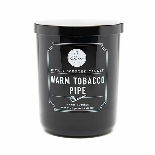 DW Home Candle - Warm Tobacco Pipe Large
