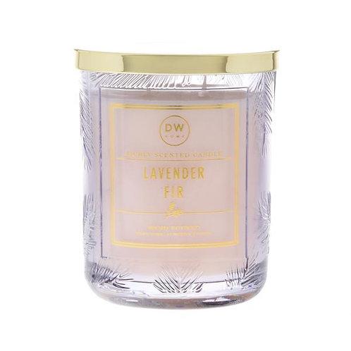 DW Home Candle - Lavender Fir Lg