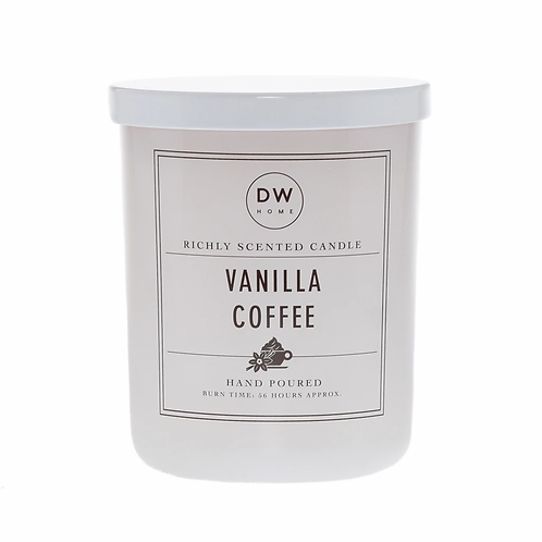 DW Home Candle - Vanilla Coffee Large