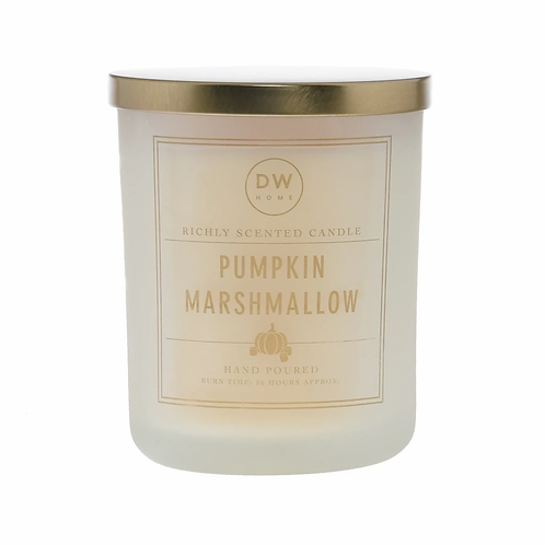 DW Home Candle - Pumpkin Marshmallow Large